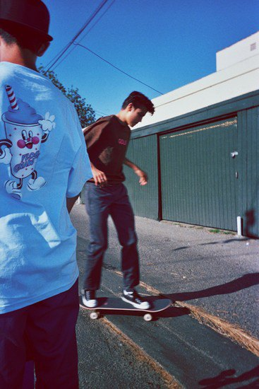 Odd Future выпустили летний лукбук своей марки. Изображение № 5.