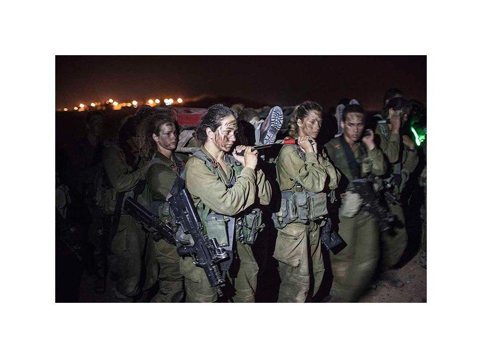 Фотопроект: Как служат женщины в армии Израиля. Изображение № 40.