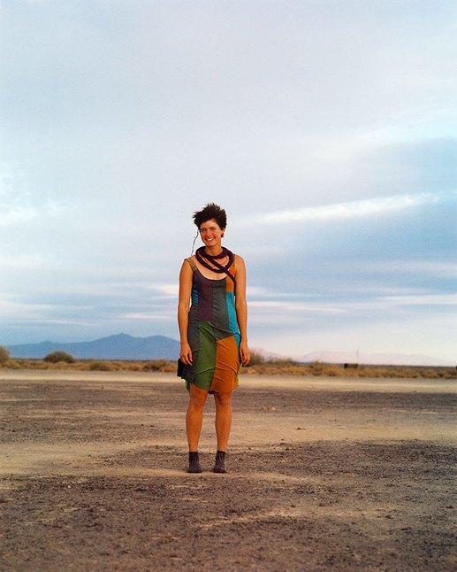 Как развлекаются посетители фестиваля Burning Man в африканской пустыне. Изображение № 23.