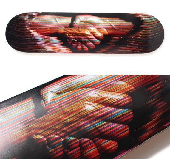 9 скейтбордов с принтами, выпущенных в 2013 году. Изображение № 16.