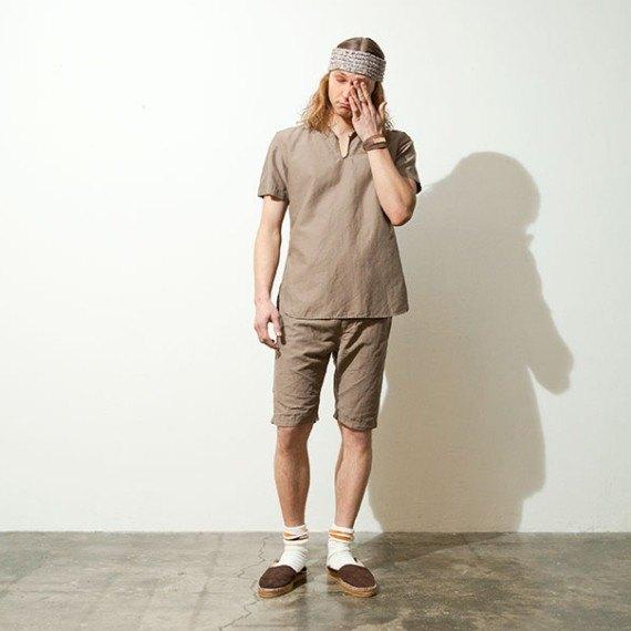 Марка Nonnative опубликовала лукбук летней коллекции одежды. Изображение № 12.