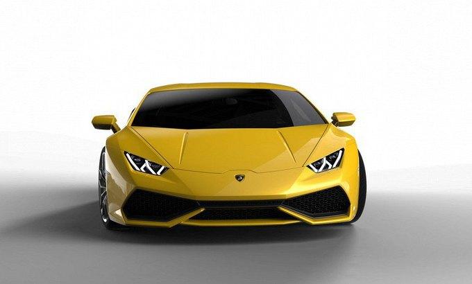 Итальянская компания Lamborghini представила новый суперкар Huracan. Изображение № 10.