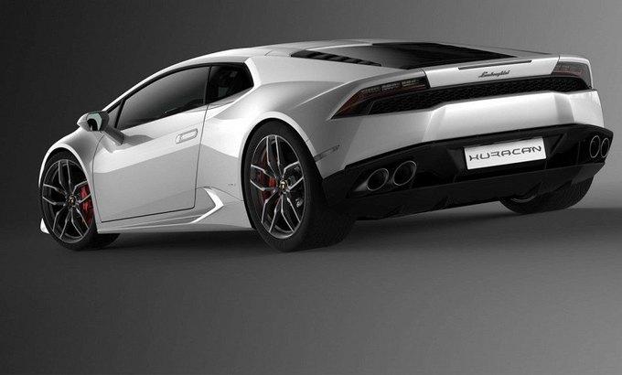 Итальянская компания Lamborghini представила новый суперкар Huracan. Изображение № 4.
