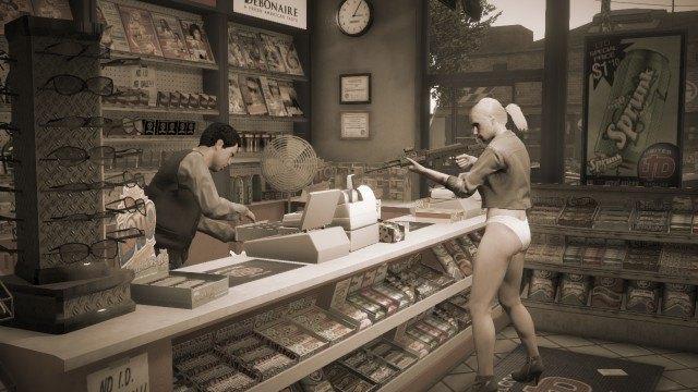 Агентство Media Lense: Фоторепортажи из горячих точек и бандитских районов в GTA V Online. Изображение № 29.