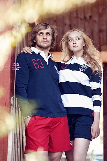 Московский магазин Brandshop опубликовал лукбук английской марки Henri Lloyd. Изображение № 5.