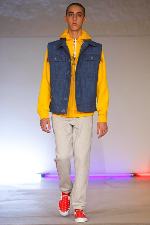 Гоша Рубчинский показал новую коллекцию на Неделе моды в Париже. Изображение № 11.
