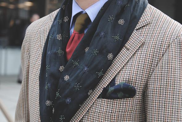 Детали: Репортаж с выставки мужской одежды Pitti Uomo. День третий. Изображение № 9.