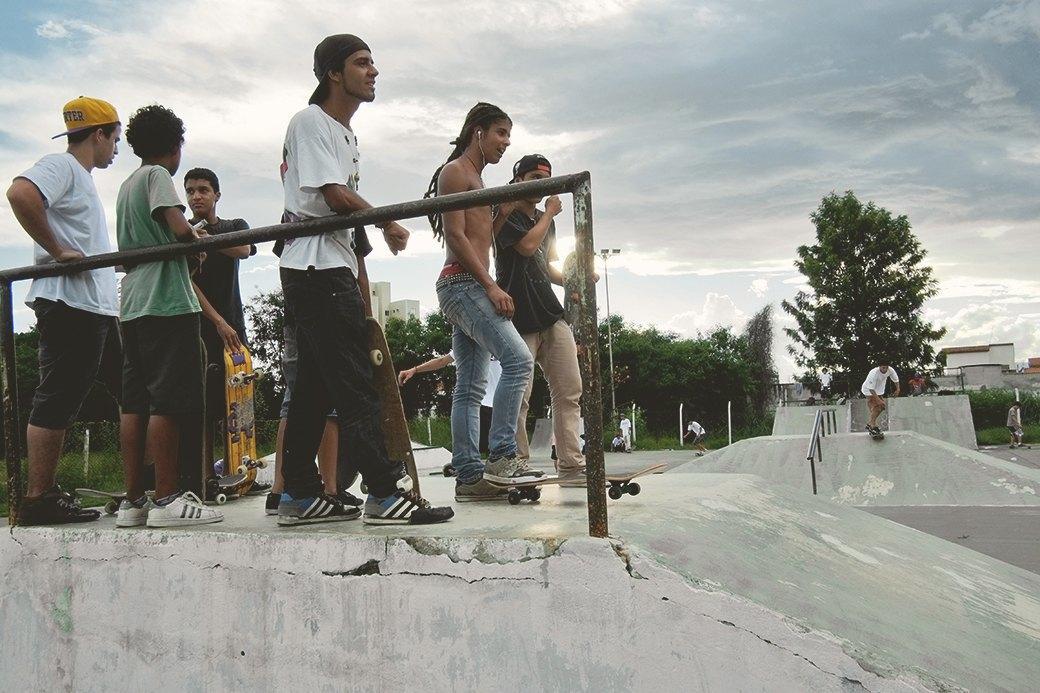Доска почета: Несколько дней со скейтбордистами Сан-Паулу. Изображение № 1.