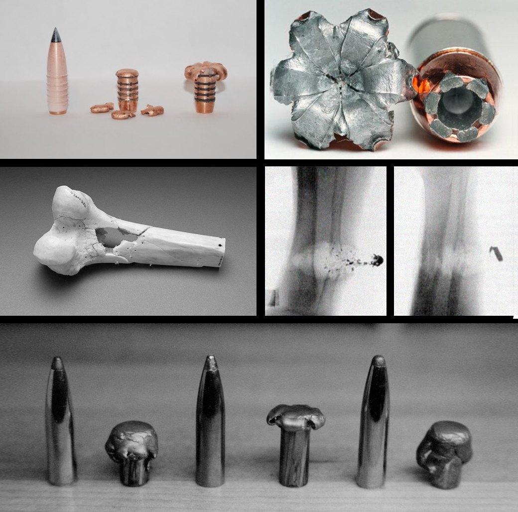Страх потеряли: Вакуумная бомба, экспансивные пули и другие виды слишком опасного оружия . Изображение № 2.
