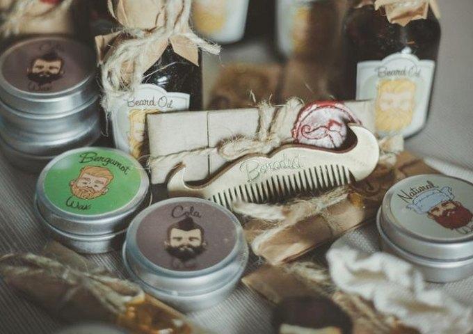 Новая марка: Средства для укладки бороды и усов «Бородист». Изображение № 4.