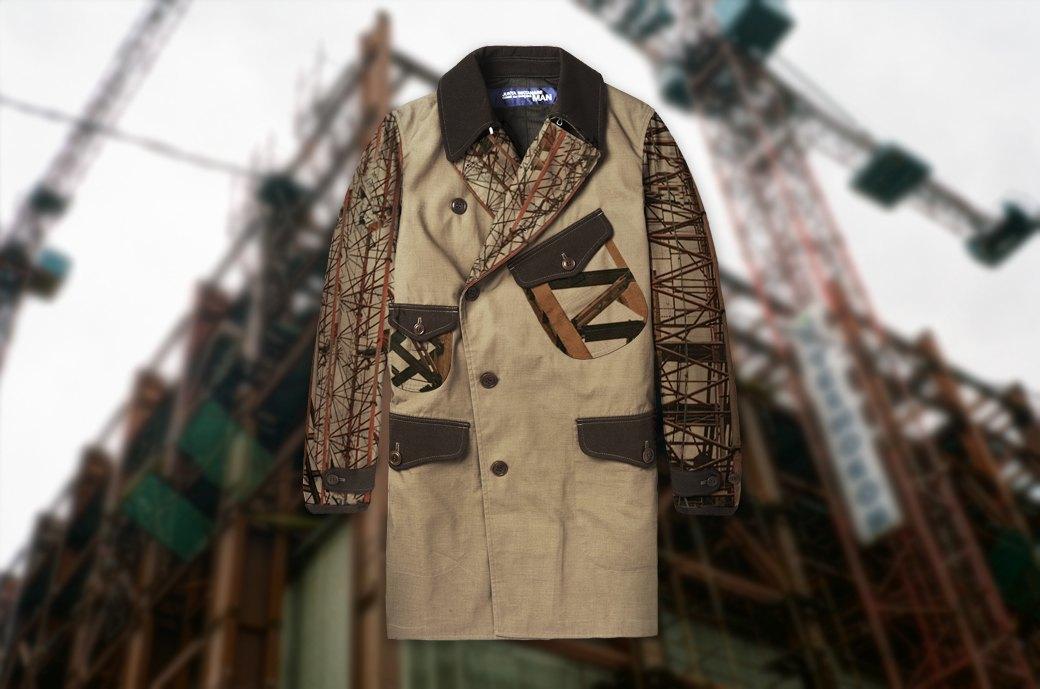Эксперимент FURFUR: Снимки улиц Москвы как способ разнообразить мужской гардероб. Изображение № 17.