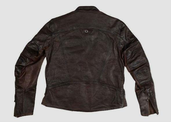 Мотоциклетная куртка мастерской Roland Sands Design. Изображение № 4.