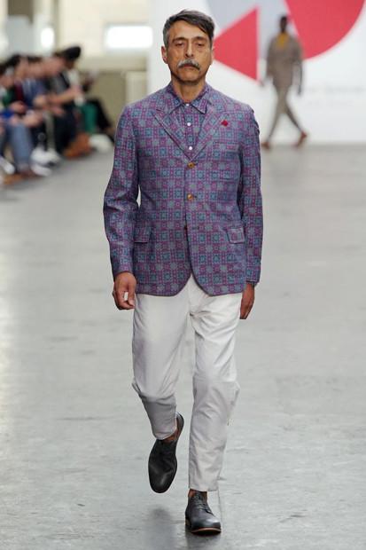 Марка Oliver Spencer выпустила летнюю коллекцию одежды. Изображение № 22.