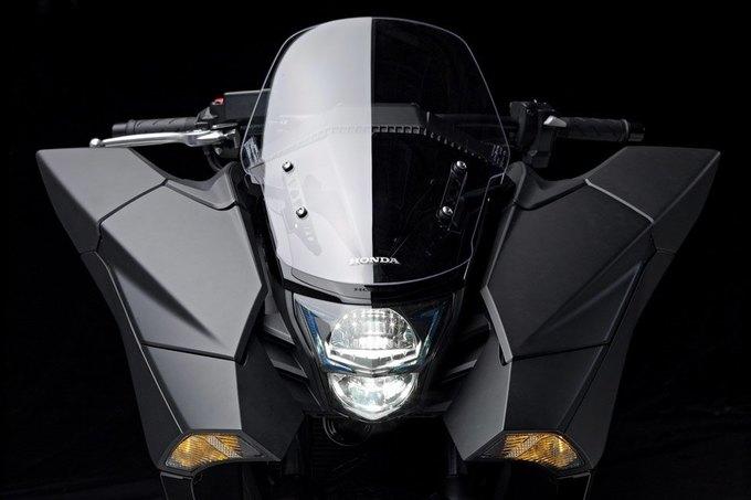 Honda представила два футуристических мотоцикла . Изображение № 4.