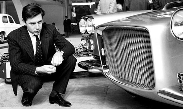 Умер легендарный автомобильный дизайнер Серджио Пининфарина . Изображение № 1.