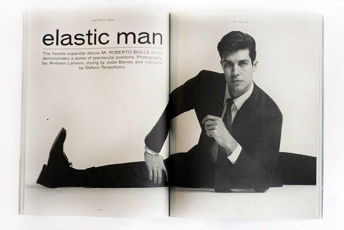Роспечать: 15 журналов о мужском стиле, которые можно купить в Москве. Изображение № 33.