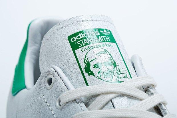 Продажи обновлённых моделей кроссовок Adidas Stan Smith начнутся в России 24 января . Изображение № 3.