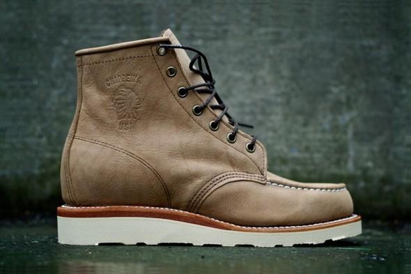 Новая модель обуви дизайнера Ронни Фига и марки Chippewa. Изображение № 3.
