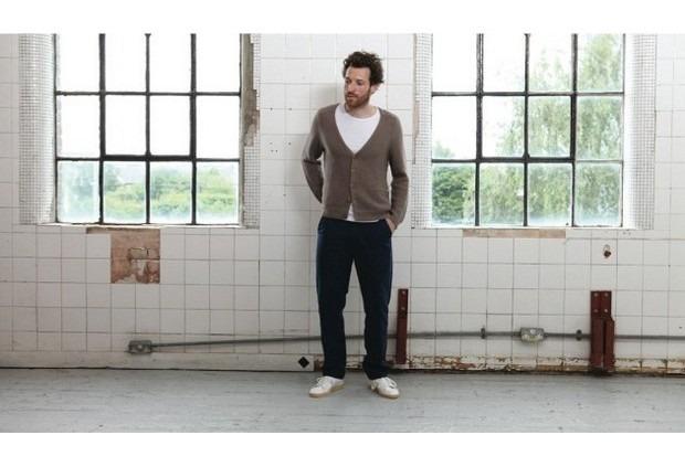 Шотландская марка Folk опубликовала лукбук весенней коллекции одежды. Изображение № 5.