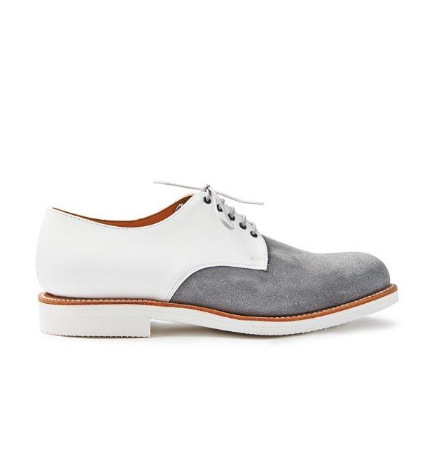 Магазин Fancy Crew и марка Grenson выпустили совместную модель обуви. Изображение № 1.