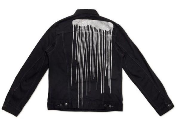 Изображение 5. Вышла коллекция джинсовых курток Levis x MoCA.. Изображение № 6.