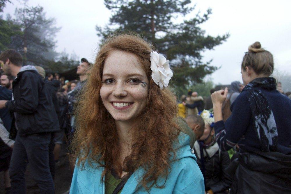 Фотопроект: Как британцы бегут от цивилизации на фестиваль в лесах Болгарии. Изображение № 18.