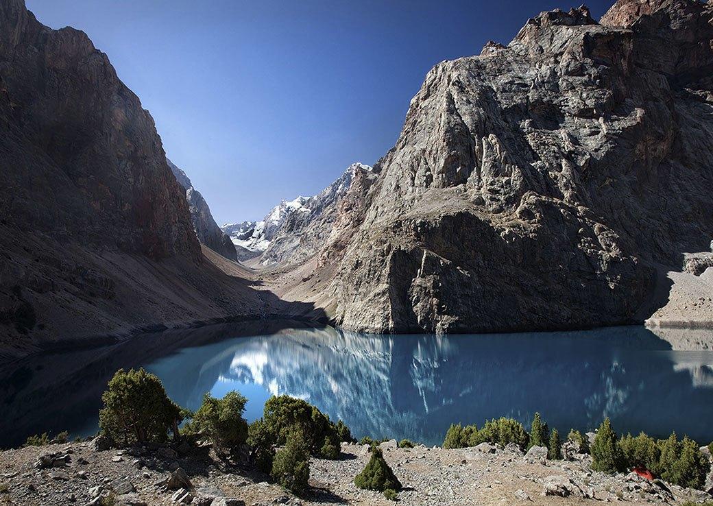 Встреча с личным богом: Фоторепортаж из похода в горы Таджикистана. Изображение № 9.
