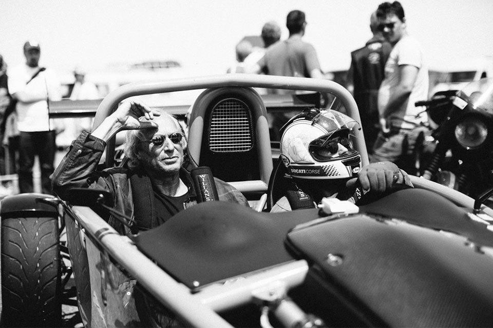 Фоторепортаж с мотоциклетного фестиваля Wheels & Waves. Изображение № 29.
