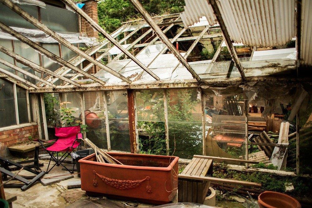Гид по лондонским сквотам в фотопроекте Коринны Кёрн. Изображение № 16.