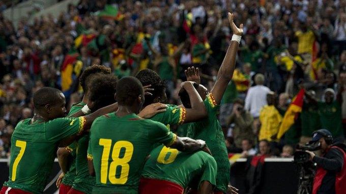 Камерунских футболистов на чемпионате мира сопровождали проститутки. Изображение № 1.