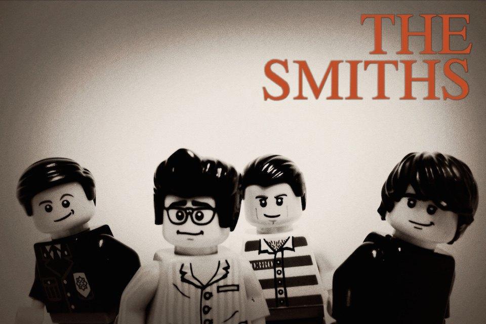 Lego-go: Культовые группы в виде фигурок из конструктора LEGO. Изображение № 6.