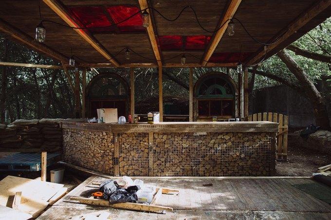 Фоторепортаж: Строительство объектов фестиваля Outline. Изображение № 22.