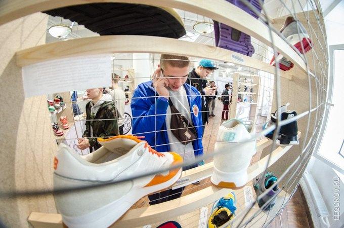 В Питере пройдёт выставка коллекционных кроссовок SPb Sole. Изображение № 4.