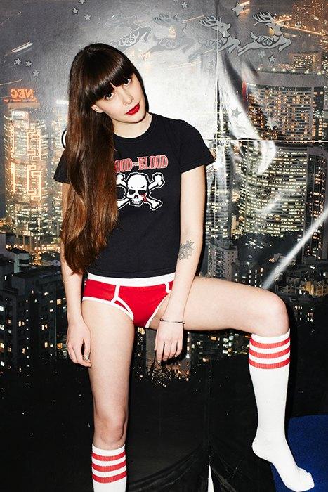 6 девушек рассказывают о рок-футболках. Изображение № 5.