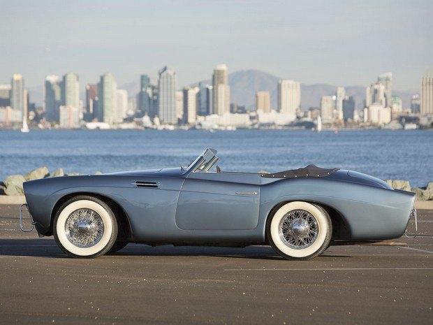 Редкий испанский спорткар Pegaso Z-102 1954 года выставлен на аукцион. Изображение № 3.