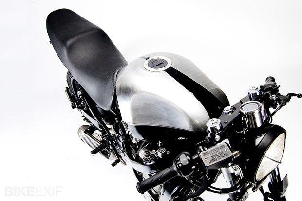 Мастерская Motohangar выпустила новый кастомный мотоцикл на базе Suzuki Katana. Изображение № 3.