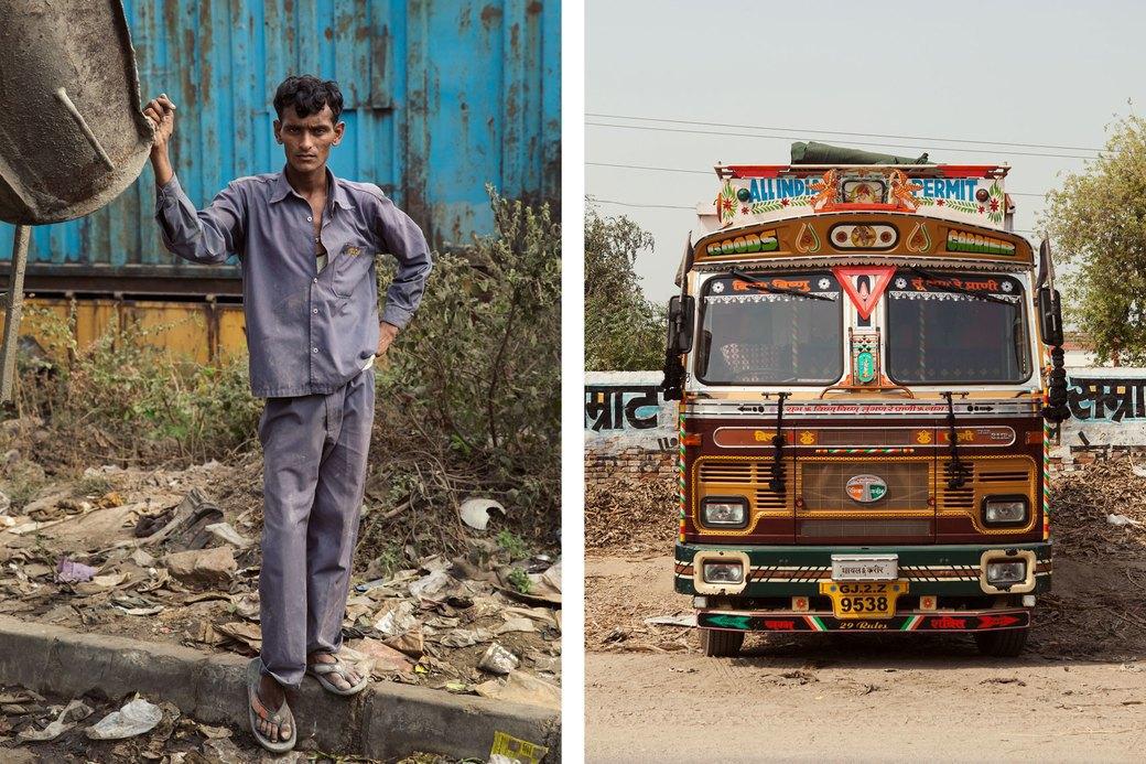 Я и друг мой грузовик: Индийские дальнобойщики и их автомобили. Изображение № 29.