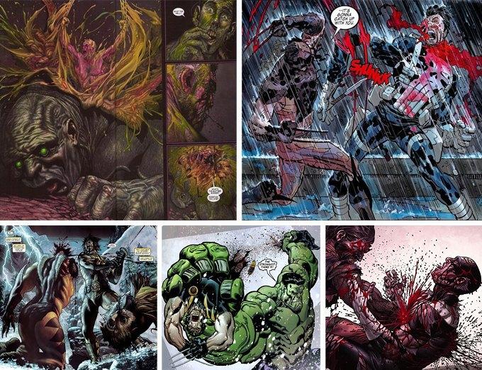 10 жестоких персонажей комиксов, о которых не доложили Роскомнадзору. Изображение № 3.