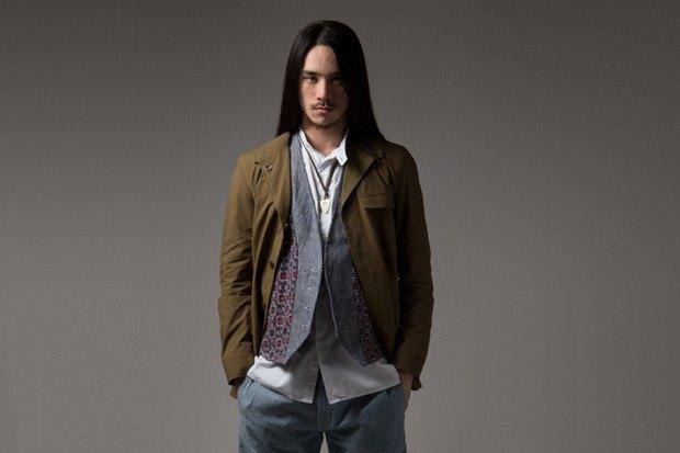 Марка Garbstore опубликовала лукбук весенней коллекции одежды. Изображение № 16.