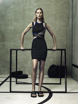 Александр Вэнг представил спортивную коллекцию для H&M. Изображение № 2.