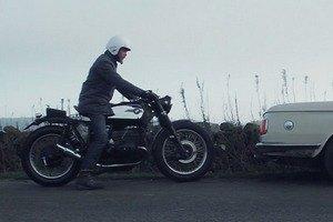 Мастерская Blitz Motorcycles и марка Edwin представили совместную коллекцию одежды. Изображение № 9.