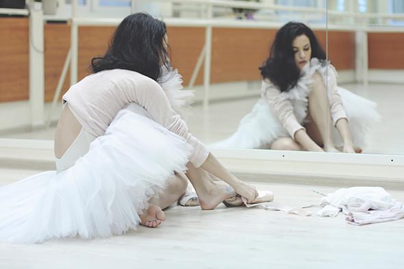 Классические формы: Балерина. Изображение № 10.