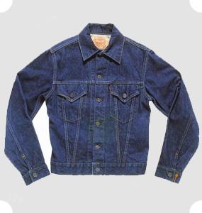 История и классические модели джинсовых курток. Изображение № 2.