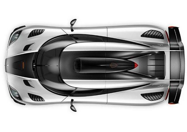 Компания Koenigsegg показала первые изображения самого быстрого в мире автомобиля. Изображение № 4.
