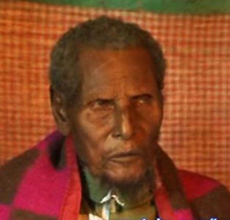 В Эфиопии обнаружен 160-летний мужчина. Изображение № 1.