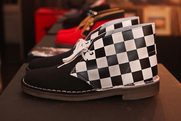 Новая коллекция обуви Clarks Originals. Изображение № 5.