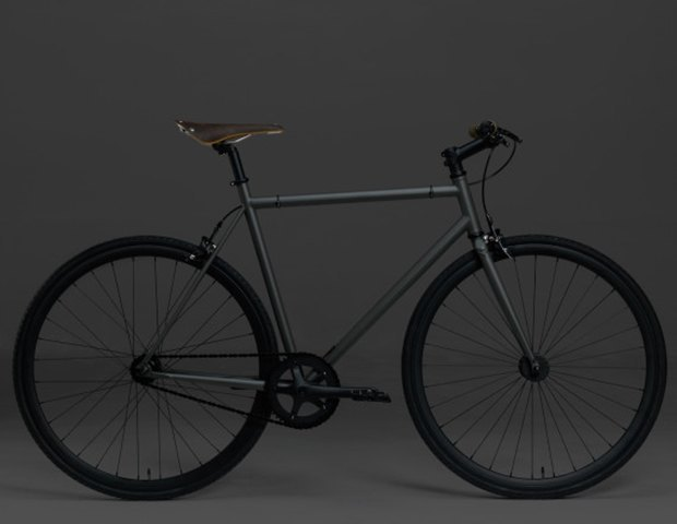 Марка James Perse представила велосипед для пригородных поездок. Изображение № 3.