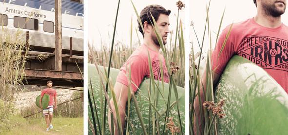 Новая марка мужской одежды Iron & Resin и ее первая коллекция. Изображение № 9.