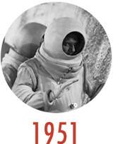 Эволюция инопланетян: 60 портретов пришельцев в кино от «Путешествия на Луну» до «Прометея». Изображение № 8.