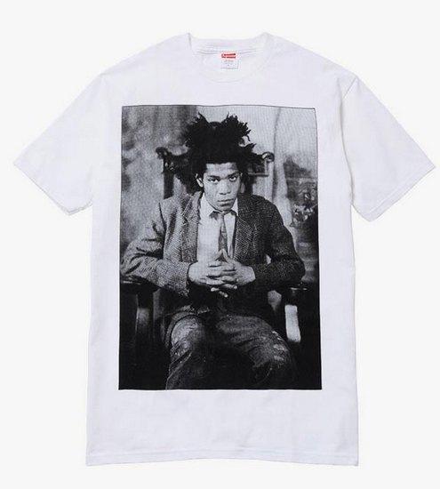 Supreme выпустили коллекцию одежды с работами Жан-Мишеля Баския. Изображение № 8.